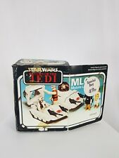 Vintage Star Wars Figure Mini Rig Vehicle - MLC-3 Laser Cannon Boxed