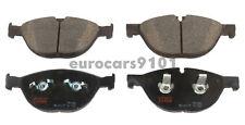 New! Jaguar XF TRW Front Disc Brake Pad Set TPC1448 C2D3801