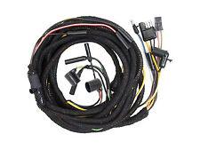 66 Mustang Tail Light Wiring Harness w/ Tail Light Plugs, Fastback
