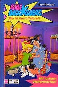Bibi Blocksberg, Bd.5, Wo ist Kartoffelbrei? von Sc...   Buch   Zustand sehr gut