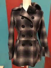 Women's Apt.9 Coat Size: S Plaid
