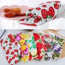 Baumwolle Ofenhandschuh Hitzebeständige Kochen Mikrowelle Anti Rutsch Handschuh