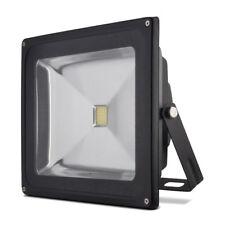 LED Strahler Fluter 50W Warmweiß Flutlicht Außen Garten Licht Outdoor IP65 SMD