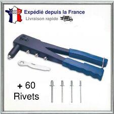 Pince à Riveter + 60 rivets de différentes tailles Riveteuse Rivet
