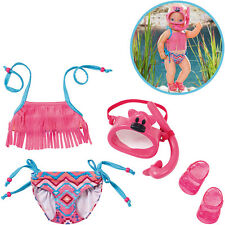 Zapf Creation Baby Born Play&Fun Deluxe Schwimm Set