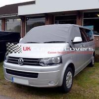VW T5 T6 Transporter Van de Luxe Pare-Brise Rideaux Couverture Enveloppante 190