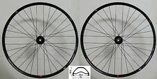 "XLC Evo Rodi Ready 25 15mm 12x142mm Disco Bicicleta Carreras 27,5"" 650b negro"