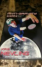 Anti-Gravity Coin aka Muscle Pass DVD - Bring Your Close-Up Magic to a New Level
