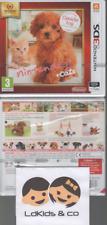 Jeu Nintendo 3DS ( 2DS )  Nintendogs + Cats Caniche Toy & ses nouveaux amis NEUF