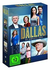 Dallas - Die komplette Serie (Staffel 1 bis 3) [10 DVDs] *NEU* DEUTSCH DVD5