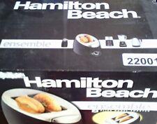 Hamilton Beach 2 Slice Bagel Toaster, 22001, Brand New