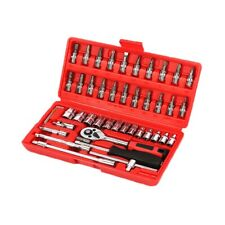 46pcs, keys set Wrench Multitool Key Ratchet Spanners Set of Tools Set Wrenches