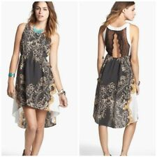 Free People | Russian Plate High Low Dress Small