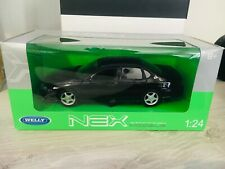 Welly 1/24 1 24 Chevrolet Impala 2001 Nera