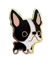 BOSTON TERRIER ENAMEL PIN THOUSAND SKIES