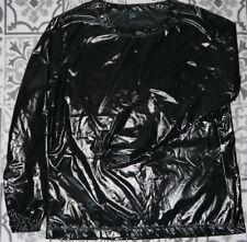 Glanznylon LACK T-Shirt XS-3XL 7 Farben ohne Futter