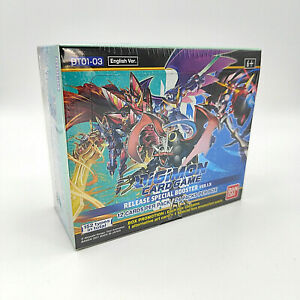 Digimon Card Release Special Booster Ver.1.5 BT01-03 Eng