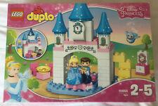 2017 LEGO Duplo Disney Princess 10855 Cinderella's Magical Castle BNIB Sealed