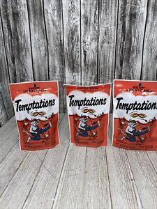 Lot Of 3 Temptations Rockin' Lobster 3 Oz. Cat Treats