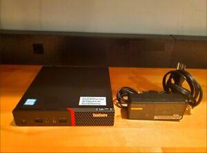 LENOVO THINKCENTRE M700 INTEL CORE i5-6500T 2.5GHz 16GB RAM 250GB WINDOWS 10!!!