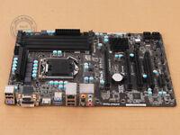 Original ASRock B75 Pro3, LGA 1155/Sockel H2, Intel Motherboard B75 DDR3
