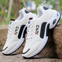 2019 Men's Outdoor Sneakers Breathable Casual Sports Athletic Running Shoes FL