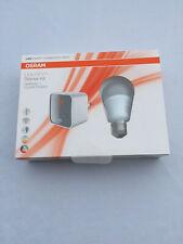 OSRAM LIGHTIFY Starter Kit Gateway und CLA 60 RGBW ZigBee LED SMART