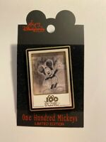 DLR One Hundred Mickeys MM019 Here It Is Sketch LE Disney Pin (B)