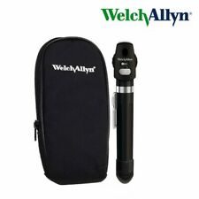 Welch Allyn 2.5V LED Ophthalmoscope AA Handle 12870 BLACK Pocketscope