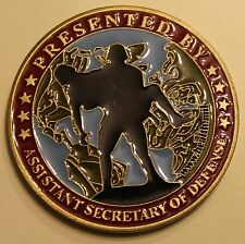 Department of Defense DoD Health Affairs Asst SECDEF Military Challenge Coin