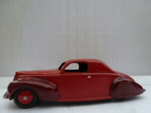 Club Dinky France Lincoln Zephyr Code 3