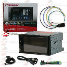 PIONEER DOUBLE DIN HEAD UNIT 6.2