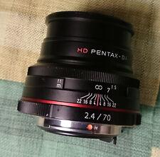 HD Pentax DA 70mm f2.4 Limited