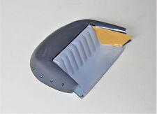 Rücksitz (grau) aus Blech für Distler Porsche FS 7500
