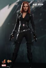 Hot Toys Black Widow Captain America The Winter Soldier MMS239 Action Figure