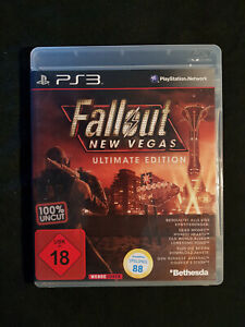 ps3 Fallout NEW VEGAS ULTIMATE EDITION