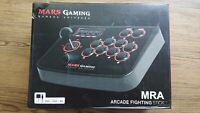 Mars Gaming MRA Arcade Stick for PC/PS3/PS2