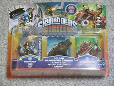 Skylanders Giants BATTLE PACK Dragonfire Cannon Shroomboom BRAND NEW