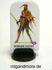 Pathfinder Battles Pawns / Tokens - #042 Skinsaw Cultist - Rise of the Runelords