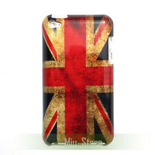 UK British Union Jack Flag Hard Case Cover Skin for iPod Touch 4 4th generation