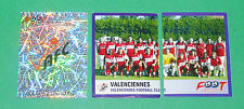 PANINI FOOTBALL FOOT 2006 VALENCIENNES ANZIN FC VAFC COMPLET FRANCE 2005-2006