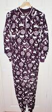 BNWT Primark womens Disney BAMBI fleece all in one pyjama set size UK 6 - 8