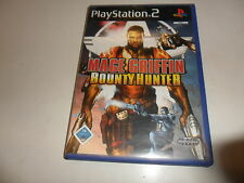 PLAYSTATION 2 PS 2 Mace Griffin Bounty Hunter