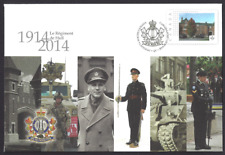 Canada  # S102  Special Event Cover   Le Regiment de Hull   New 2014 Unaddressed
