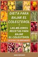 Dieta para Bajar el Colesterol : Las Mejores Recetas para Bajar el Colesterol...