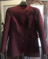 Akris Wool Finley Jacket (NWT) Size:8