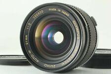 CLA'd  [Mint Late Model] Olympus OM System Zuiko Auto-W MC 21mm F/2 From JAPAN