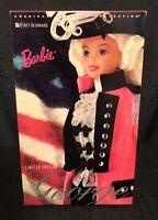 Barbie Doll FAO Schwartz George Washington # 17557