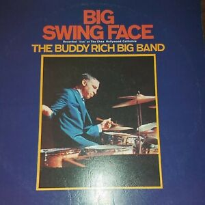 The Buddy Rich Big Band - Big Swing Face - Live At 'The Chez' - Sunset SLS50174