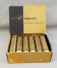 Vintage Box Of 12- Tubes of 4-...
